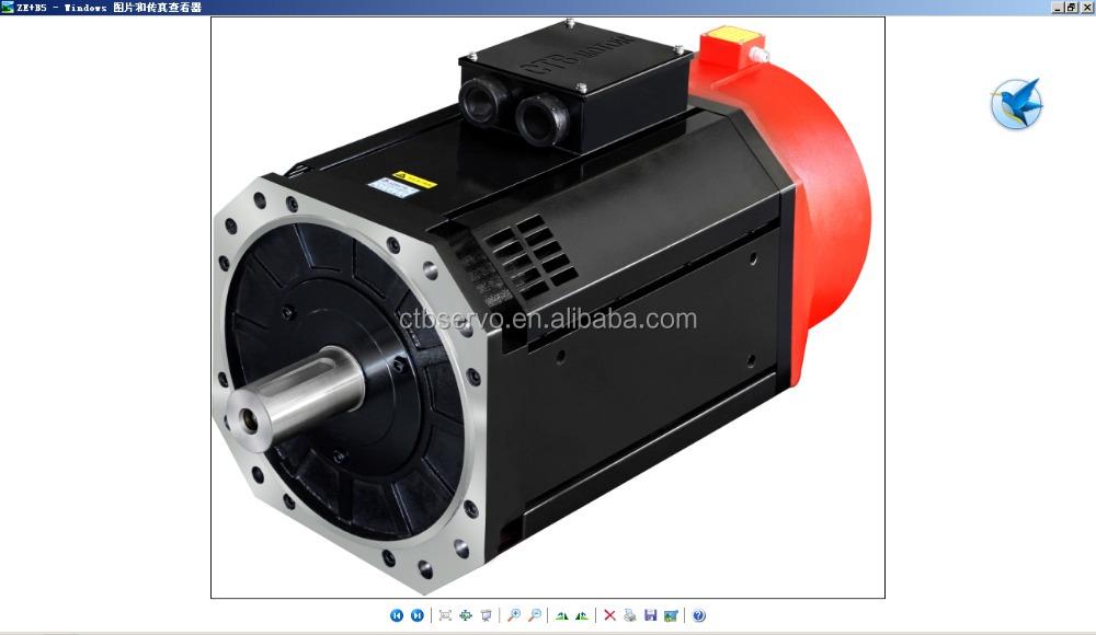 37 kw 6000 rpm 2500ppr ac servo motor de gran potencia de for 6000 rpm ac motor