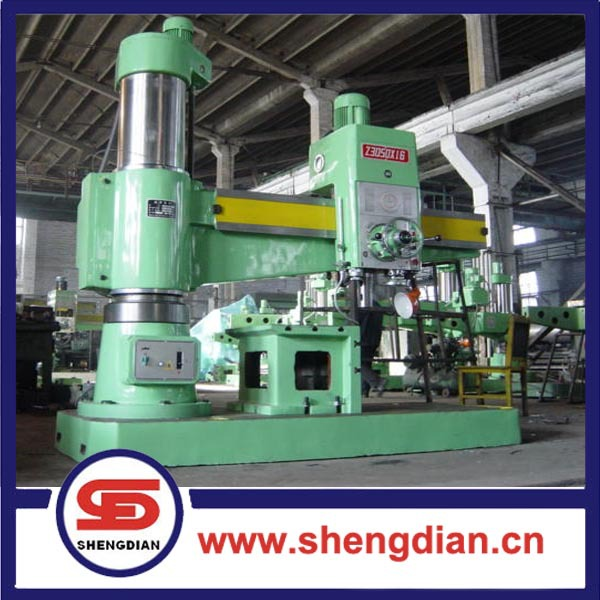 Z3050 Hotsale China manufacture radial drilling machine