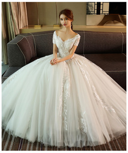 Princess Cut Wedding Dresses Lace Sleeves Princess Cut Wedding