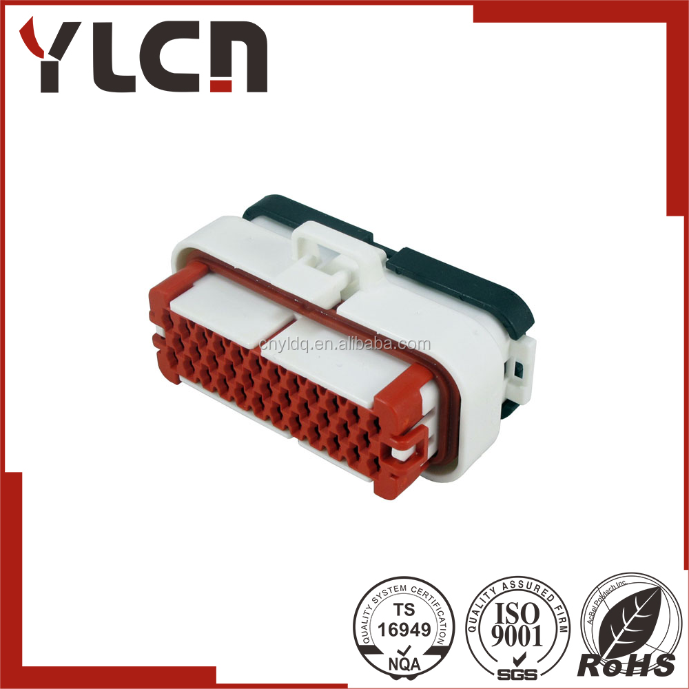 776164-2 amp connector 35 POS AMP SEAL PLUG ASSY NAT 35 pin car connector with terminal