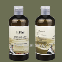 Organic shampoo base 300ml DSY natural herbal anti hair loss shampoo