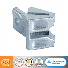 Scaffolding steel construction Q235 Q345 hot dipped galvanized Ring lock system building material