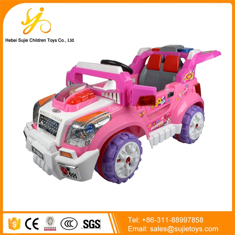 wholesale high quality electric cars kids 2 seaters electric car motor price children electric
