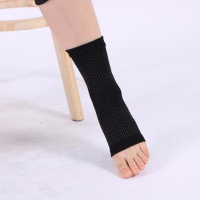 MOQ=100 Pairsunisex Foot Compression Socks Anti Fatigue Angel Circulation Ankle Swelling Relief