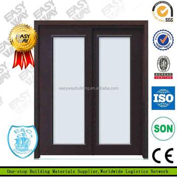 Exterior Glass Louver Door Metal Swing Glass Door Design Buy
