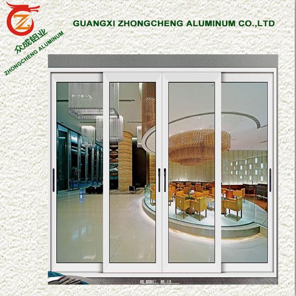 Cheaper Price Unique Custom Aluminum Modern Exterior Sliding Glass Doors Buy Modern Exterior