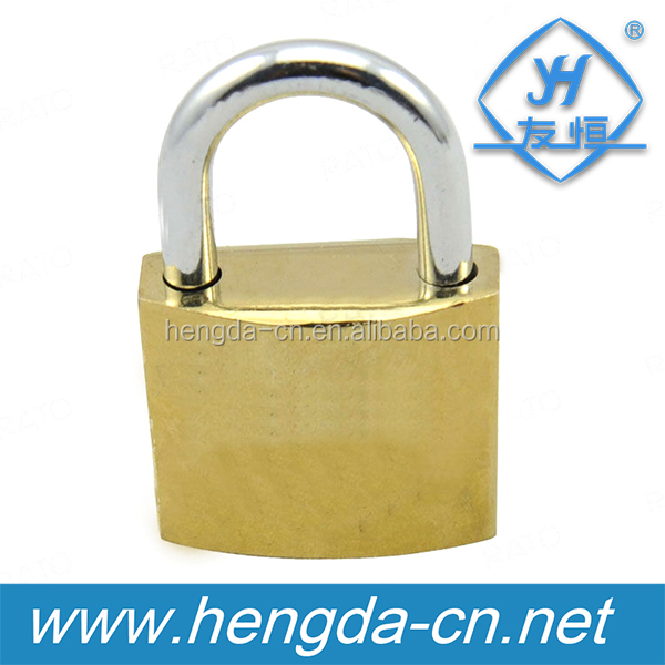 R-063 25mm Brass Padlock Master Key