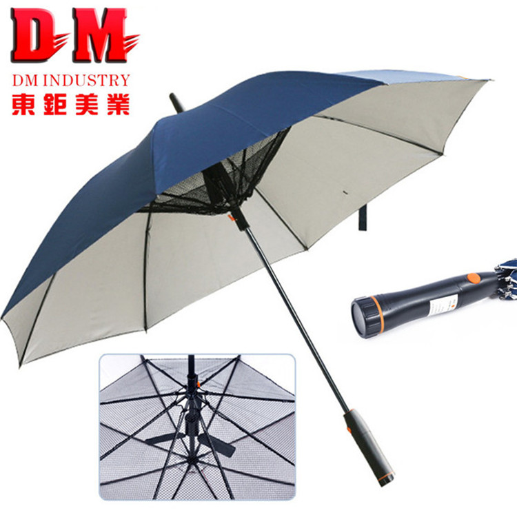 Premium quality solar fan panel umbrella for wholesale