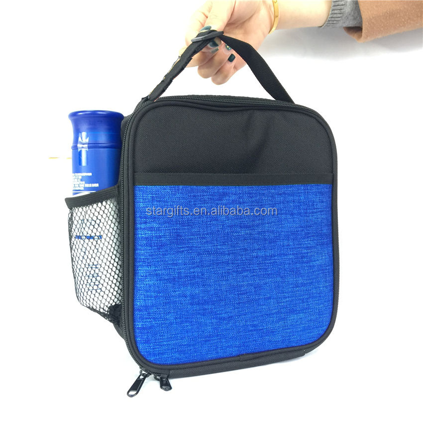 Hot Selling High Quality Well-Constructed Water Resistant Custom Insulated Lunch Cooler Bag For Trouble-Free Use