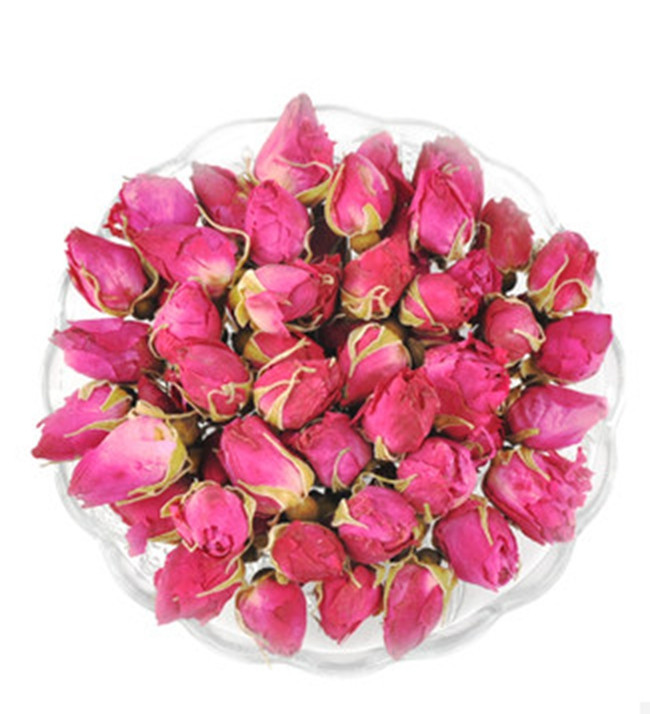 France famous Dried Flower tea / Herbal Tea ,Pink Rose Flower Tea - 4uTea | 4uTea.com