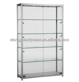 Beau Hot Selling Aluminium Glass Cheap Display Cabinets/glass Cabinet