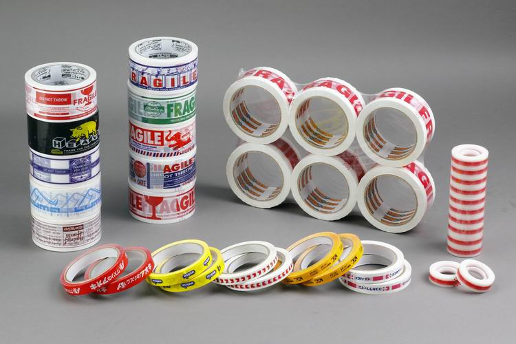 18 years experience in manufacture opp printed tape