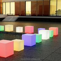 Webbing celebration led lighting Desk for indoor or outdoor using