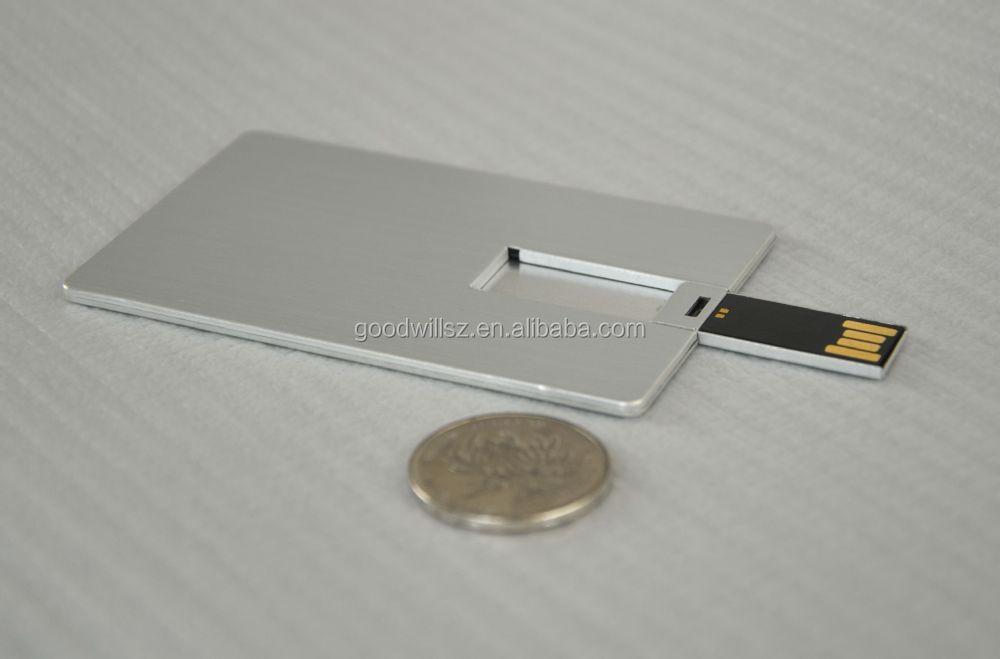 Metallic Card Usb,Premium Logo Business Card Usb,Hot Sale Card Usb ...