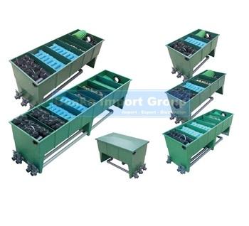Chamber multi segments frp koi pond filter buy for Koi filtration systems