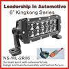 "6"" 36 W cree light bar for 4X4 ATVs, SUV, UTV, truck, Fork lift, trains, boat, bus, and tanks offroad cree light bar"