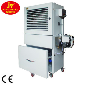2015 new product china machinery KINGWEI2000 engine heater waste oil heater