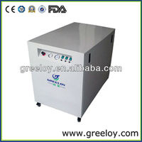 Air Conditioner Compressor R22 Gas? 1800W Electric Oil Free Dental Air Compressor With Silent Cabinet Dental Implant