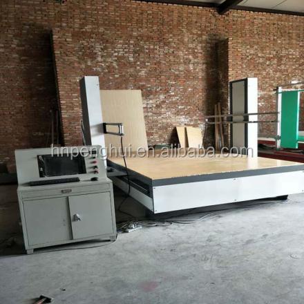Manuel Küçük CNC Fenolik Dikey Köpük Şekillendirme Kesme Makinesi