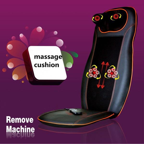 China Supplier Portable Electric Full Body Shiatsu Heated Massage ...