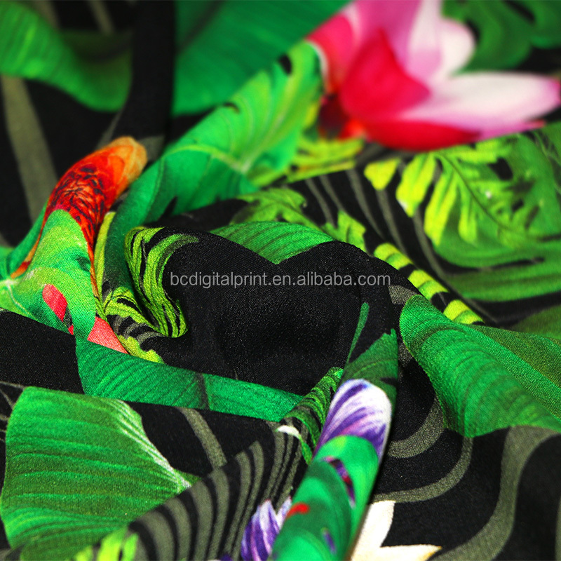 Cheap price good quality hot sell custom printing cotton woven fabric