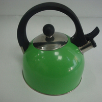 2.5Ltr Hot Selling Household Kitchen S/S Whistling Kettle