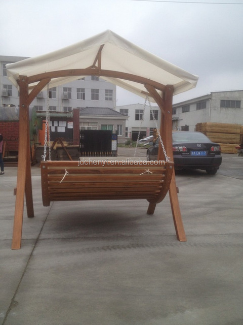 Wooden Hanging Swing Chair Hang
