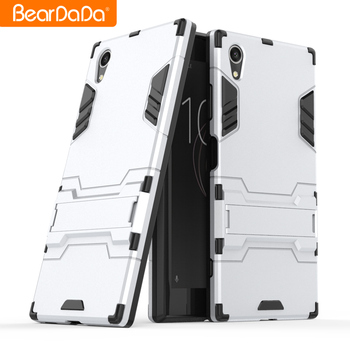 the best attitude c4dff 2e7b0 Anti Shock Kickstand Tpu Pc Mobile Phone Back Cover Case For Sony Xperia  Xa1 Plus Case - Buy For Sony Xperia Xa1 Plus Case,Cover Case For Sony  Xperia ...