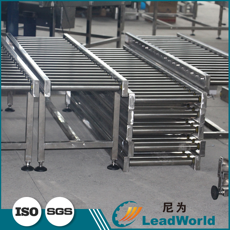 Economical Chain Driven Live Roller Conveyor Systems