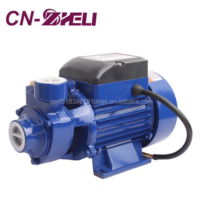 750w 1hp copper wire electric vortex clean pump