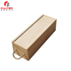 Unfinished Solid Bamboo/Pine Wooden Wine Gift Box Set by Case Elegance