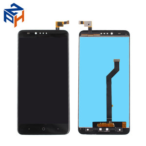 China Supplier Original LCD Digitizer For ZTE Zmax Pro Z981, LCD Touch Screen With Digitizer For ZTE Z981