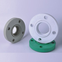 PPR Pipe Fitting Flange Adapter Plate