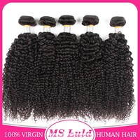 China Good Price Hot Selling 6A Top Quality Kinky Curly Human Virgin Indian Hair For Black Women