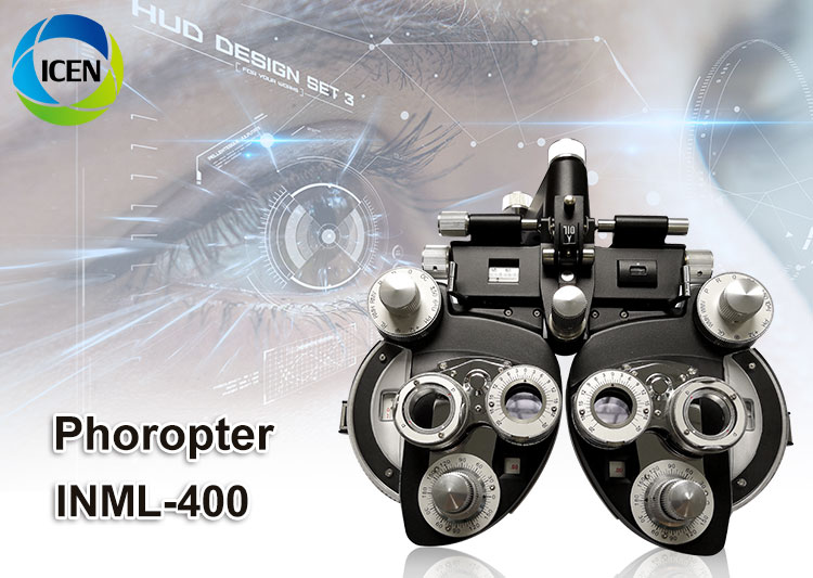 INML400 Best Price Most Durable Optical Instrument Manual Phoropter