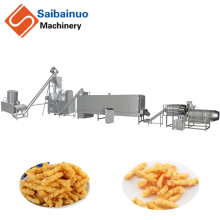 Large output cheetos snacks food extruder