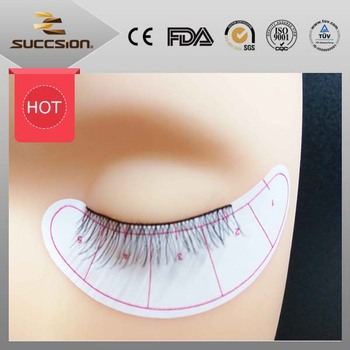 b0c150467f2 beauty products Lint free eyelash extension tools eye patch gel pads for lash  extensions