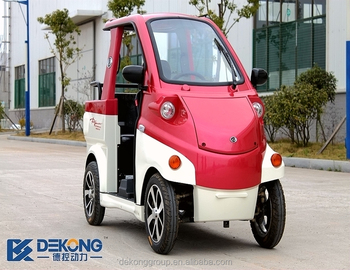 Brand New Low Sd China Small Best Electric Utility Vehicle
