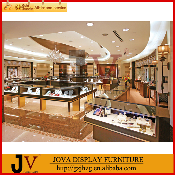 Jova Laminated Jewelry Store Furniture Display In Interior Design Ideas