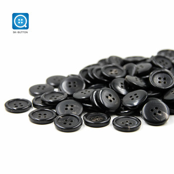 SK Bull Buffalo Horn Toggle Buttons/High quality newest garment accessories horn button for jeans,coat