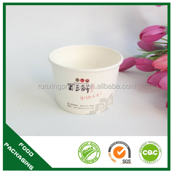 decorative ice cream cup, paper cup ice cream, ice cream filling machine cup
