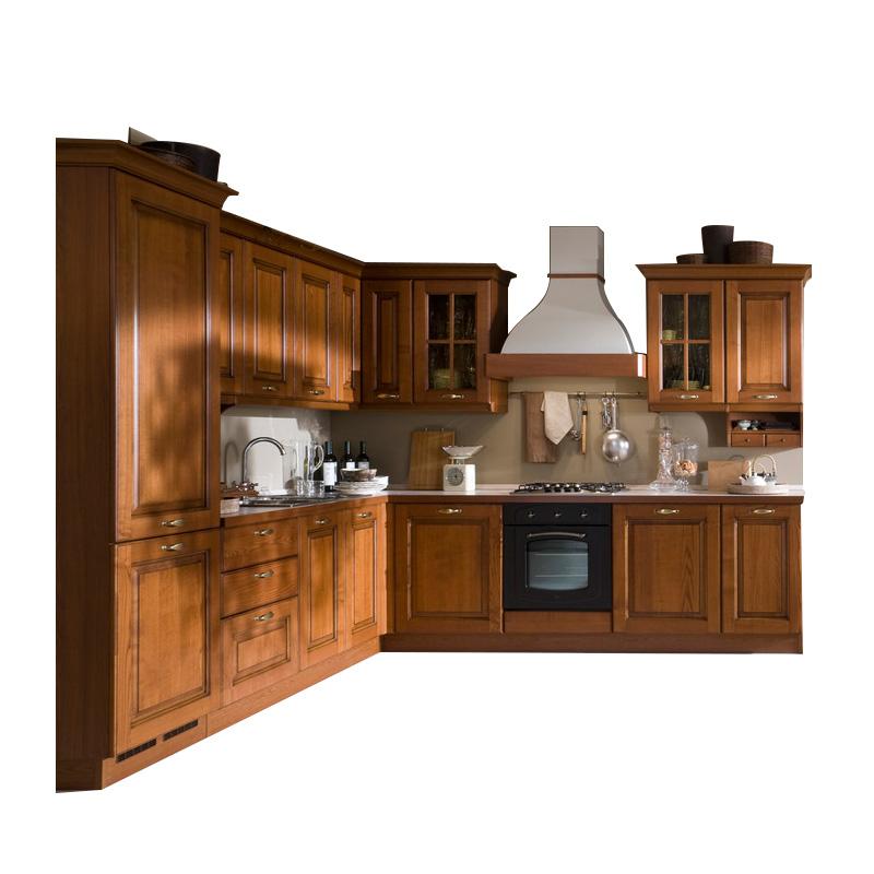 New design modular mobile home kitchen cabinets