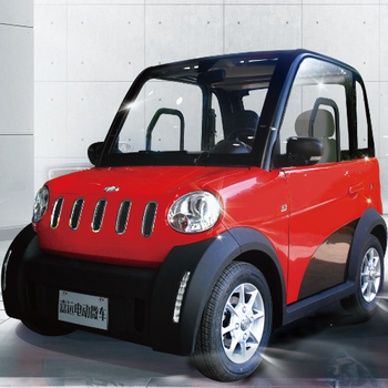 Small Electric Car For