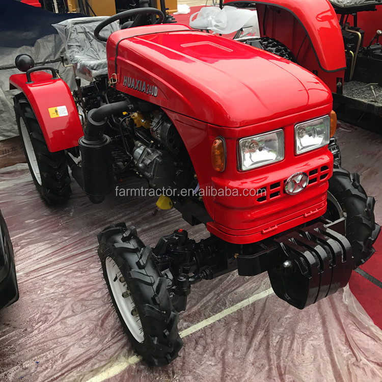 HUAXIA 2015 new type from China supplier 2WD mini tractor prices in india for sale