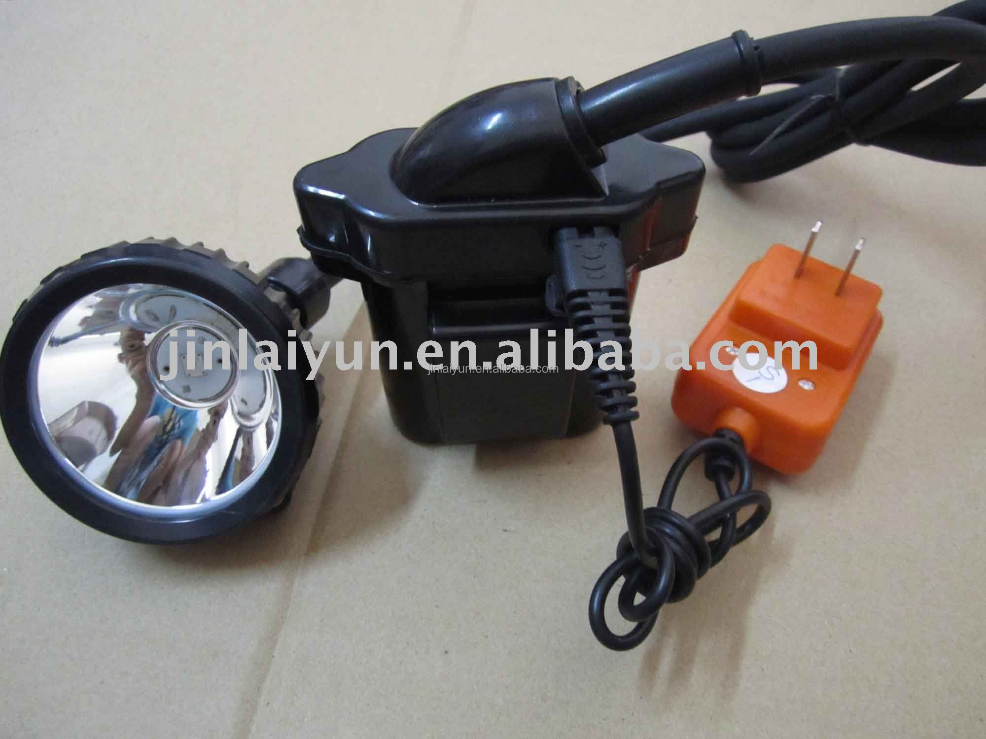 Cree 5w 25000lx And 40000lx Kl6lm-5 Led Mine Lamp Hunting Light ...