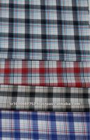 Poly-Cotton Check/Plaid