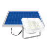 Aluminum waterproof IP65 outdoor High Brightness solar led flood lighting