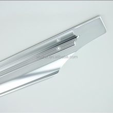aluminum extrusion profile handle higher grade top shine furniture handle