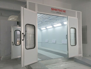 Used car paint booth/auto baking oven/spray baking oven SM-260