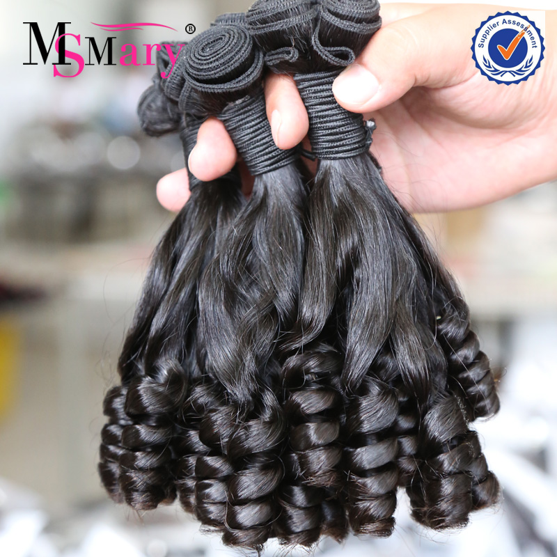 Brazilian Human Hair Weave Most Expensive Remy Hair Rose Curl Fumi